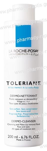 La Roche-Posay Toleriane Dermo-Nettoyant 200ml Γαλάκ...