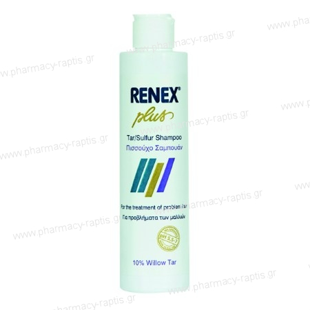 Froika Renex Plus Shampoo 200ml Σαμπουάν για Λιπαρή ...