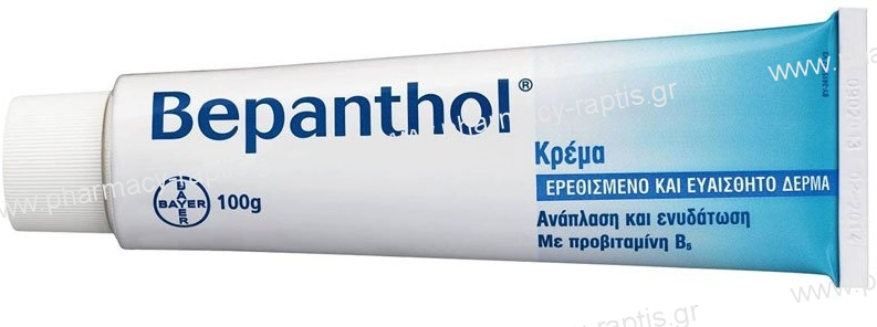 Bepanthol Cream 100gr Αναπλαστική Ενυδατική Κρέμα γι...