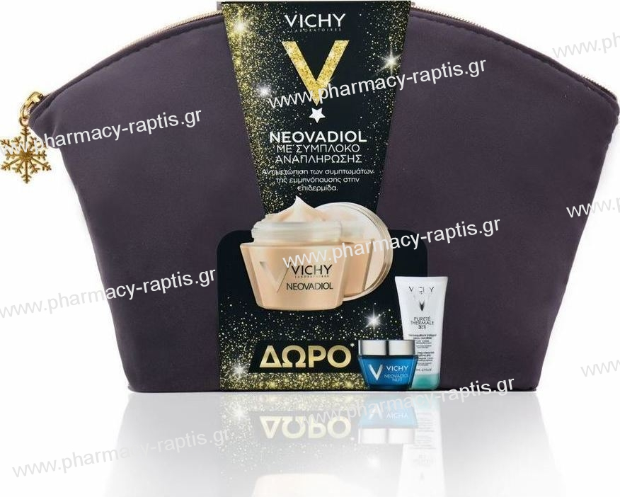Vichy Xmas Set Neovadiol Compensating Complex Xmas Ξηρές 50ml + Δώρο Neovadiol Night 15ml + Purete Thermale 3in1 15ml