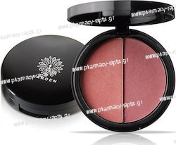 Garden Duo Blush Palette 10 Red Red Wine 9gr Διπλό Ρουζ
