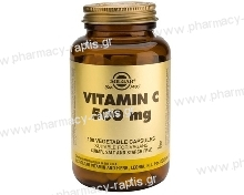 Solgar Vitamin C 500mg veg.caps 100s