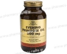 Solgar Evening Primrose Oil (cold pressed) 500mg softg.180s