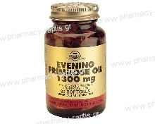 Solgar Evening Primrose Oil (cold pressed) 1300mg softg.30s