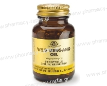 Solgar Wild Oregano Oil softgels 60s (Ρίγανη)