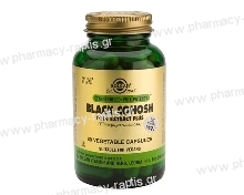 Solgar Black Cohosh Root Extract Plus veg.caps 60s
