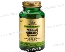 Solgar Korean Ginseng Root Extract veg.caps 60s