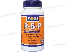 Now Foods P-5-P 50mg 60 Tabs