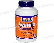 Now Foods Acerola Pure Powder Vegetarian 6oz (170 gr)