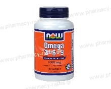 Now Foods Omega 3-6-9 1000mg 100 S.Gels
