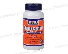 Now Foods Quercetin 500mg με Bromelain 120 Vcaps