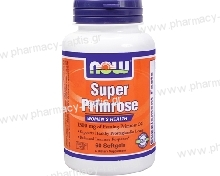 Now Foods Super Primrose 1300mg 60 Softgels