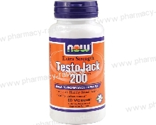 Now Foods TestoJack 200 60 Vcaps