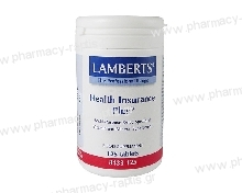 Lamberts Health Insurance Plus 125tabs