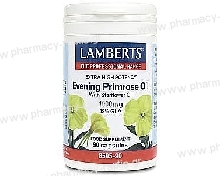 Lamberts Evening Primrose Oil με Starflower Oil 1000mg 90caps (Ωμέγα 6)