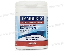 Lamberts Co-Enzyme Q10 200mg 60caps