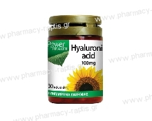 Power Health Hyaluronic Acid 100mg 30 caps