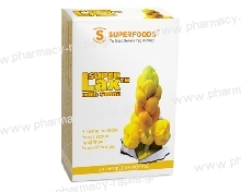 Superfoods Super Lax with Senna 30 κάψουλες 360mg