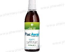 Plac Away Daily Care Mild 500ml Στοματικό Διάλυμα
