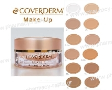 Coverderm Classic SPF30 15ml 100% Αδιάβροχο Make-Up