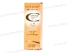 Coverderm Perfect Face SPF20 30ml Αδιάβροχο Make-Up με Αντηλιακή Προστασία
