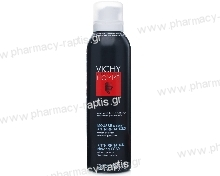 Vichy Homme Sensi Shave Mousse a Rager Anti-Irritation 200ml Αφρός Ξυρίσματος
