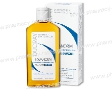 Ducray Squanorm Shampooing 200ml Σαμπουάν για Λιπαρή Πιτυρίδα