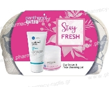 Panthenol Extra Day Cream 50ml + Face Cleansing Gel 150ml