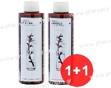 Korres Almond & Linseed Shampoo 250ml 1+1 FREE