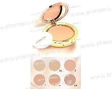 Coverderm Compact Powder Oily-Acneic Skin 10gr Πούδρα για λιπαρή-ακνεϊκή επιδερμίδα