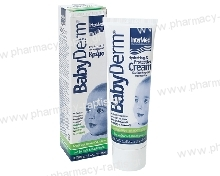 Intermed Babyderm Hydrating & Protective Cream 125ml Καθημερινή ενυδάτωση & προστασία