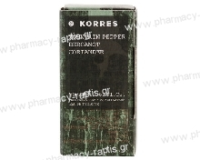 Korres Ανδρικό Άρωμα Mountain Pepper, Bergamot, Coriander 50ml