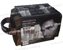 Macrovita Gift Pack Men 2+1 (Shaving foam+After Shave+moisturizing face cream)