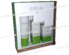 Exelia Σετ Cleansing Milk 200ml + Serum 30ml + Δώρο Anti-Wrinkle & Firming Eye Cream 30ml