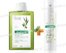 Klorane Anti-Age Shampoo Olivier 200ml + Shampoo Sec Avoine 50ml