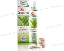 Power Health Xs Green Tea 20effer.tabs + Diet Frappe 5 sticks