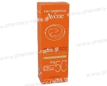 Avene Creme Solaire Anti Age Dry Touch SPF50+ 50ml Αντηλιακή-Αντιγηραντική Κρέμα Προσώπου