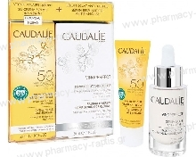 Caudalie Gift Set Vinoperfect Serum Complexion Correcting 30ml + Δώρο Soleil Divin SPF50 40ml