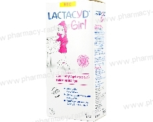 Lactacyd Girl Ultra Mild Intimate Cleansing Gel 200ml