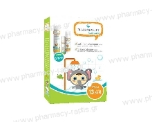 Pharmasept Tol Velvet Boy Promo Kid Soft Hair Shampoo 300ml + X-Lice 100ml + Kid Soft Bath 40ml
