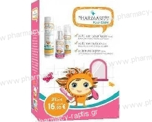 Pharmasept Tol Velvet Girl Promo Kid Soft Hair Shampoo 300ml + Lotion X-Lice 100ml + Kid Soft Hair Lotion 150ml
