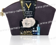 Vichy Xmas Set Liftactiv Supreme Ξηρές 50ml + FREE Liftactiv Night 15ml + Purete Thermale Gel 15ml