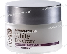 Natura Siberica Fresh Spa Imperial Caviar Rejuvenating White day face cream 50ml Αναζωογονητική Κρέμα Ημέρας (ηλικίες 30-35+)