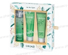 Caudalie Eau des Vignes Set Fresh Fragrance 50ml + Shower Gel 50ml + Body Lotion 50ml