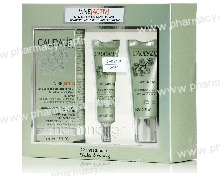 Caudalie Promo VineActiv Energizing and Smoothing Eye Cream & Δώρο 3-in-1 Moisturizer 15ml & Glow Activating Serum 10 ml