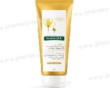 Klorane Ylang-Ylang Conditioner Sun Radiance Επανορθωτική Κρέμα Μαλλιών 200ml