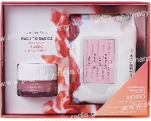 Korres Set Pomegranate For Normal/Oily Skin 40ml And Make-Up Removing Wipes 25pcs.