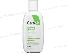 CeraVe Hydrating Cleanser Cream for Normal to Dry Skin 88ml