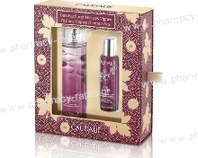 Caudalie The des Vignes Eau Fraiche 50ml & Body & Hair Nourishing Oil 15ml