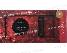 Korres Promo Timeless Beauty The Red Passion Lip Set: Πούδρα Και Κραγιόν
